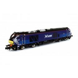 Class 68 Daring 68006 Scotrail
