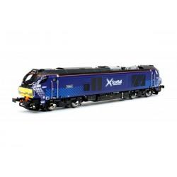 Class 68 Valiant 68007...