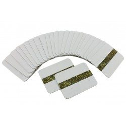 Cobalt Tiebar Labels (12 Pack)