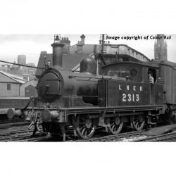 LNER J72 2313 LNER Lined Black