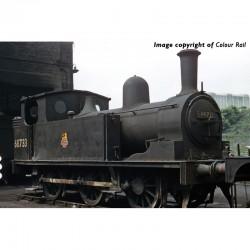 LNER J72 68733 BR Black...