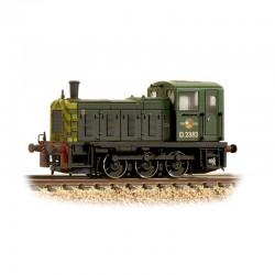 Class 03 D2383 BR Green...