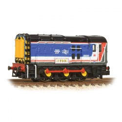 Class 08 08600 'Ivor'...