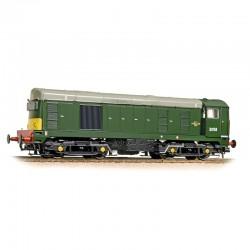 Class 20 D8158 BR Green...