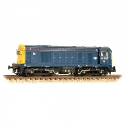 Class 20 20205 BR Blue