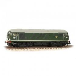 Class 24 D5031 BR Green