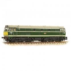 Class 31 D5616 BR Green...