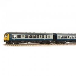 Class 108 2 Car DMU BR Blue...