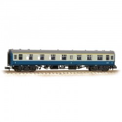 BR Mk1 FO First Open Blue &...