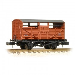 8 Ton Cattle Wagon BR...