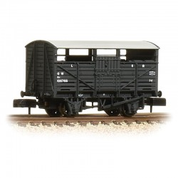8 Ton Cattle Wagon GWR Dark...