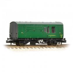 BR Mk1 Horse Box BR (SR) Green