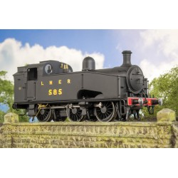 LNER, J50 Class, 0-6-0T,...