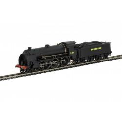 SR, S15 Class, 2-6-0, 827 -...