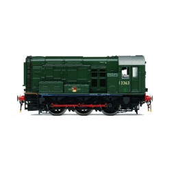 BR, Class 08, 0-6-0, 13363...