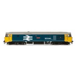 BR, Class 50, Co-Co, 50040...