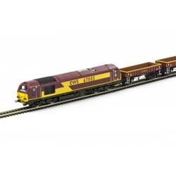 EWS, Class 67 Freight Train...