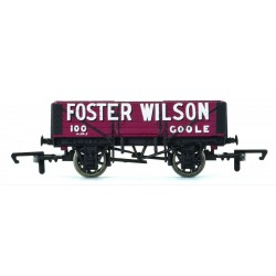 5 Plank Wagon, Foster...