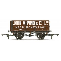 7 Plank Wagon, John Vipond...