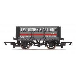 6 Plank Wagon, J W Gadsden...