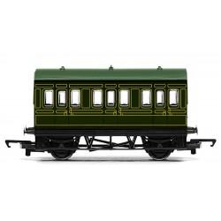 GWR, Four-wheel Coach - Era 3