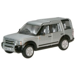 Zermatt Silver Land Rover...