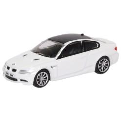 BMW M3 Mineral White