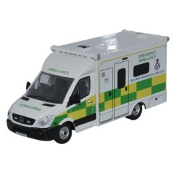 Mercedes Ambulance -...