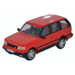 Range Rover P38 Red