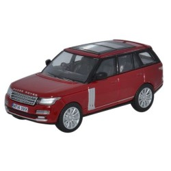 Range Rover Vogue Firenze Red