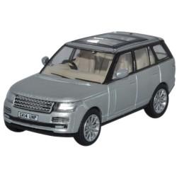 Range Rover Vogue Indus Silver