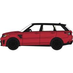 Range Rover Sport SVR...