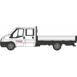 Ford Transit Dropside...