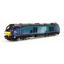 Class 68 'Rapid' 68004 DRS...