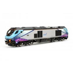Class 68 'Brutus' 68019...