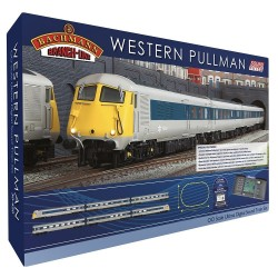 Western Pullman - DCC Sound...