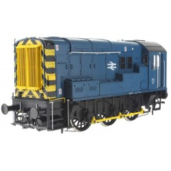 Class 08 BR Blue - Unnumbered